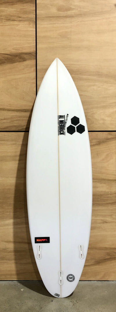 Channel Islands - HAPPY (Round Tail) - Board Store Channel IslandsSurfboard