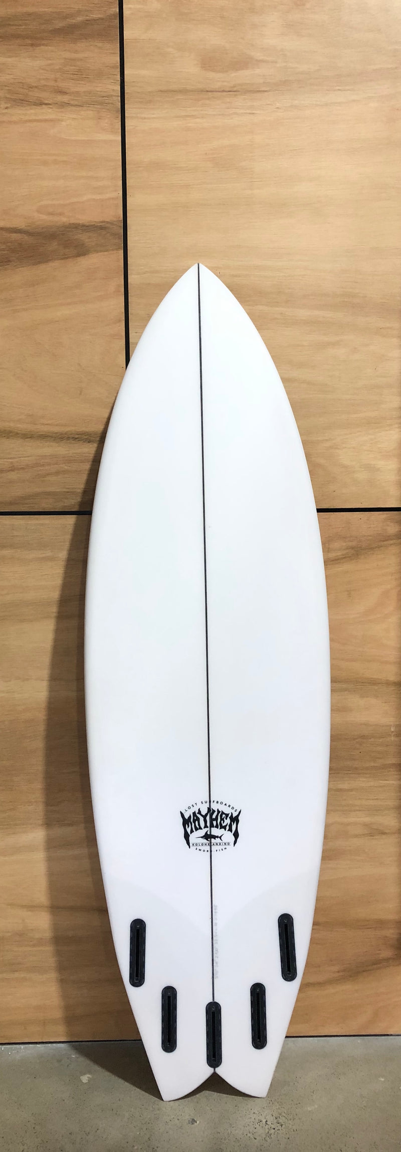 Lost Sword Fish - Board Store Lostsurfboard