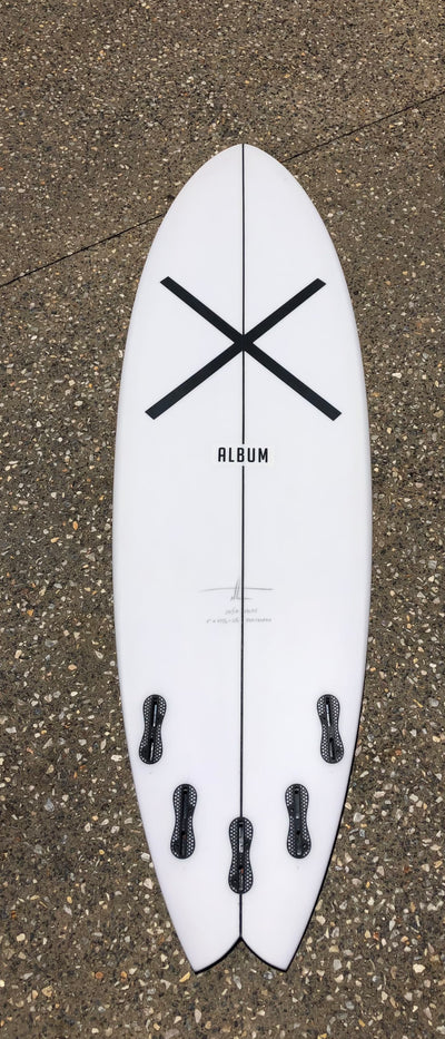Album Insanity - Board Store AlbumSurfboard