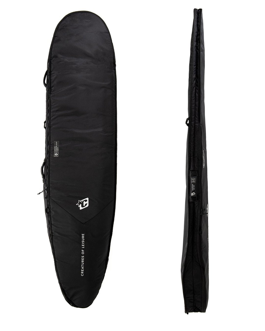 "Creatures LONGBOARD DAY USE DT2.0 8'0"" : BLACK SILVER - Board Store CreaturesBoardcover"