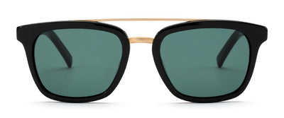 Otis Non Fiction Polarised Black/Green - Board Store Otis EyewearSunglasses