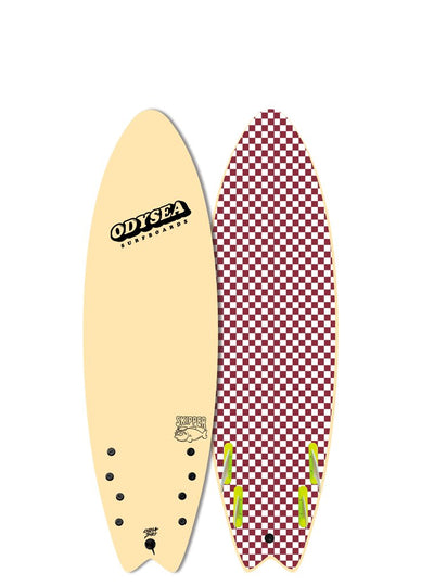 Catch Surf Odysea 6-0 Skipper- Quad - Board Store Catch SurfSoftboard