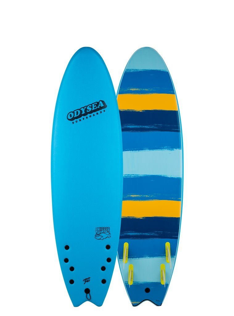 Catch Surf Odysea 6-6 Skipper- Quad - Board Store Catch SurfSoftboard