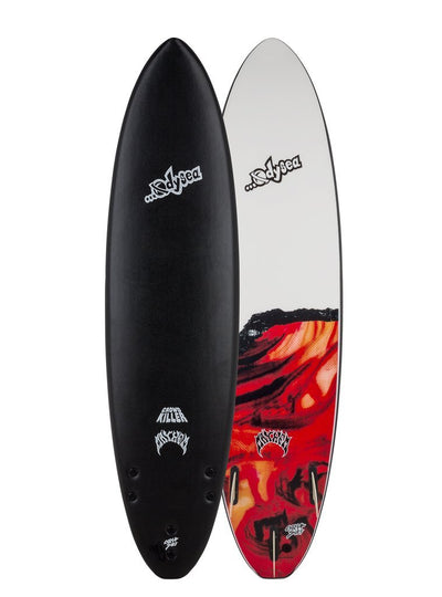 Catch Surf Odysea X Lost Crowd Killer 7'2 - Board Store Catch SurfSoftboard
