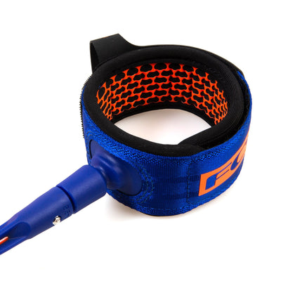 FCS Longboard Ankle Essential Leash - Board Store FCSLeash