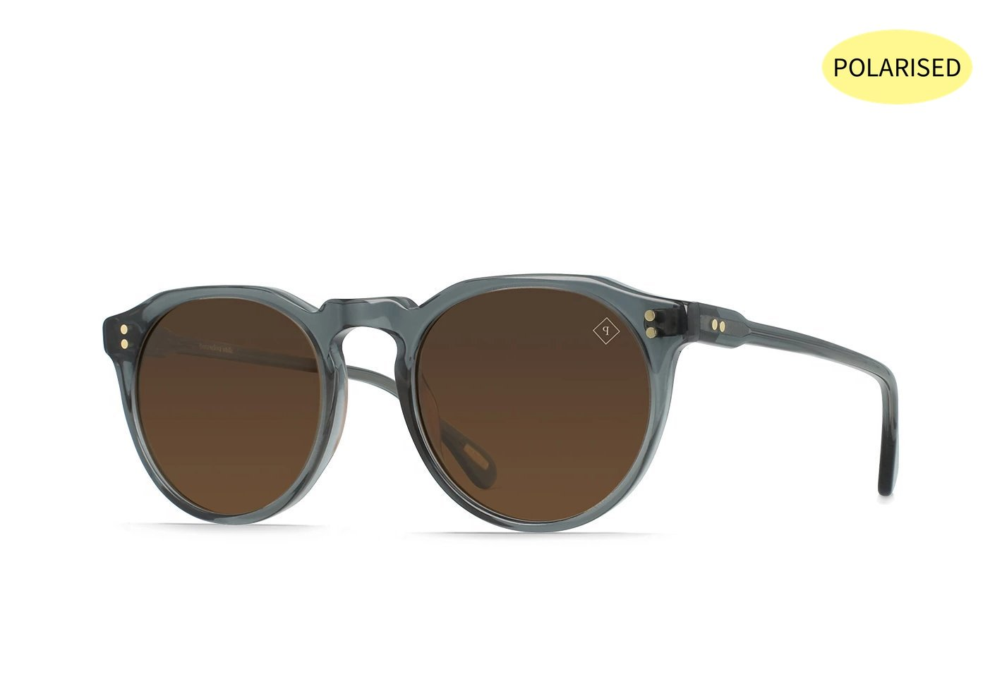 RAEN Remmy 49 Slate/Vibrant Brown Polarised - Board Store RaenSunglasses