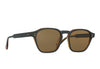 RAEN Aren 53 BLACK AND TAN/BROWN - Board Store RaenSunglasses