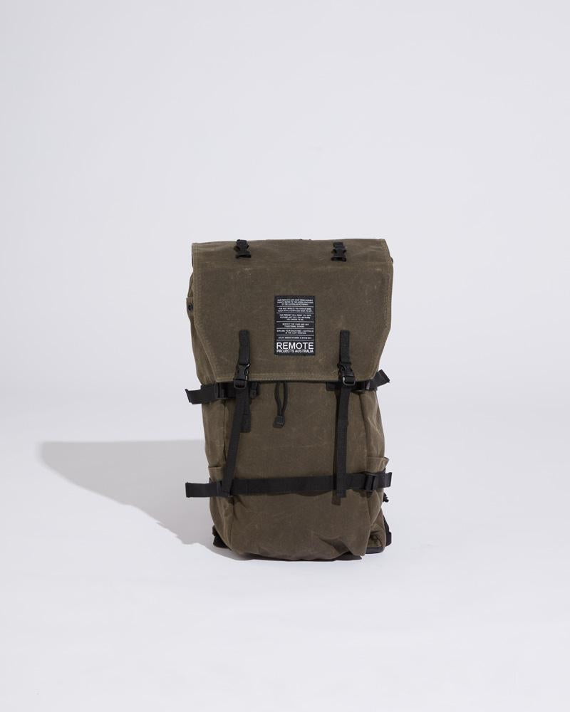 Remote Projects RUGGED BACKPACK - BUSH - Board Store Remote ProjectsBackpack