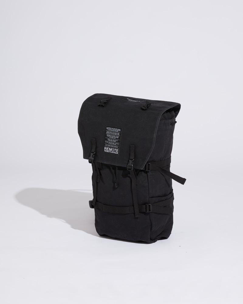 Remote Projects RUGGED BACKPACK - BLACK - Board Store Remote ProjectsBackpack