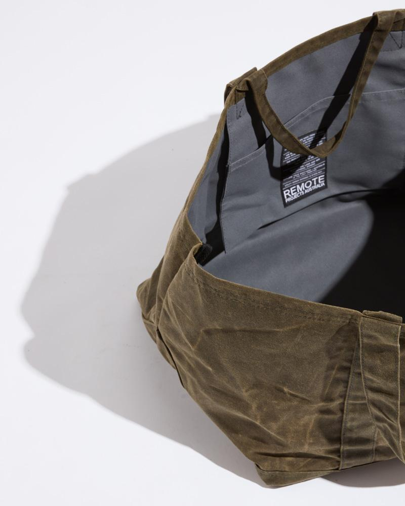 Remote Projects UTILITY BAG - BUSH - Board Store Remote ProjectsTote