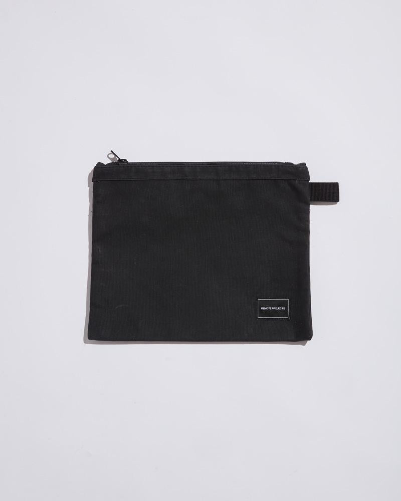 Remote Projects UTILITY POUCH - BLACK - Board Store Remote ProjectsPouch