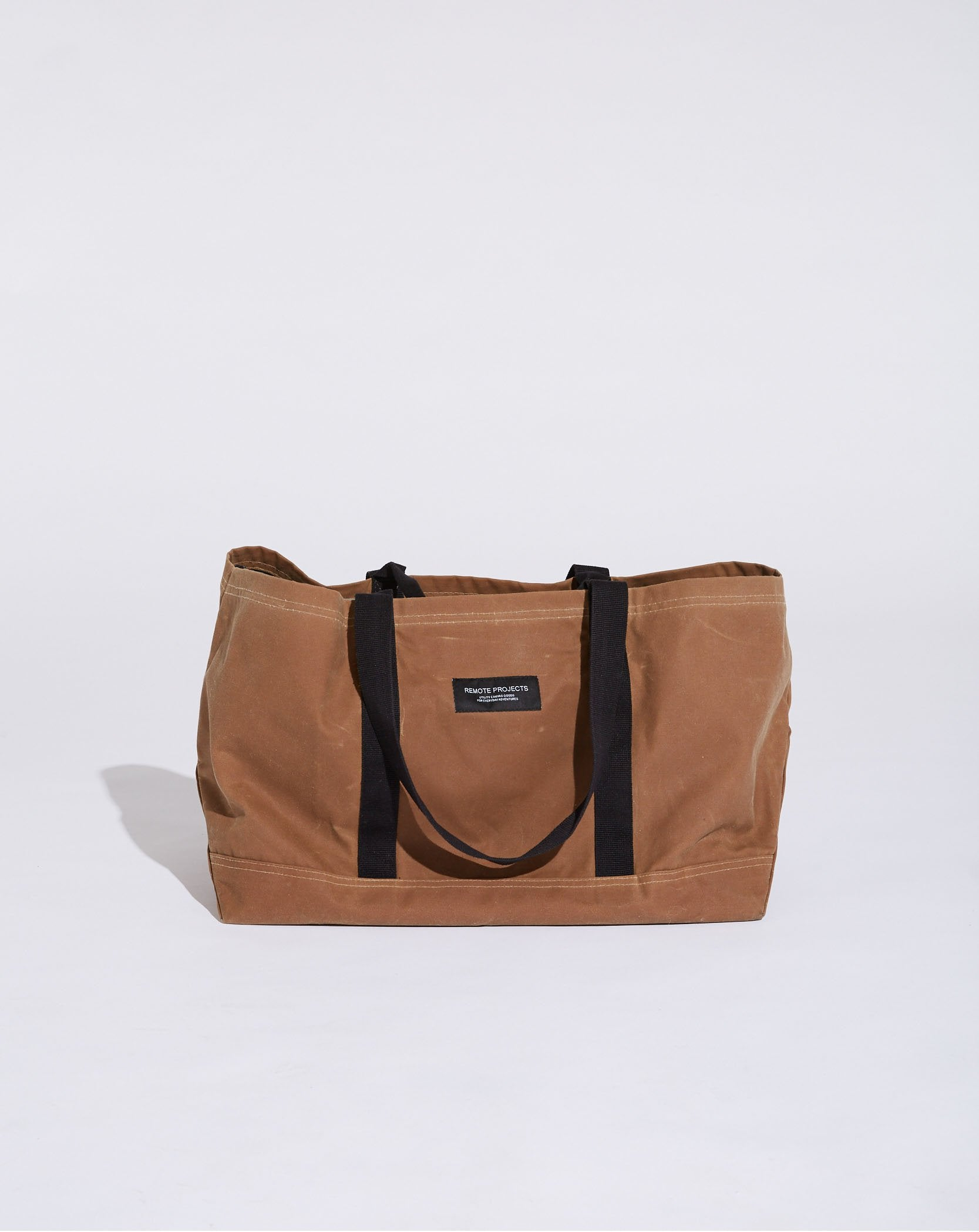 Remote Projects UTILITY BAG - DESERT | BLACK - Board Store Remote ProjectsBag