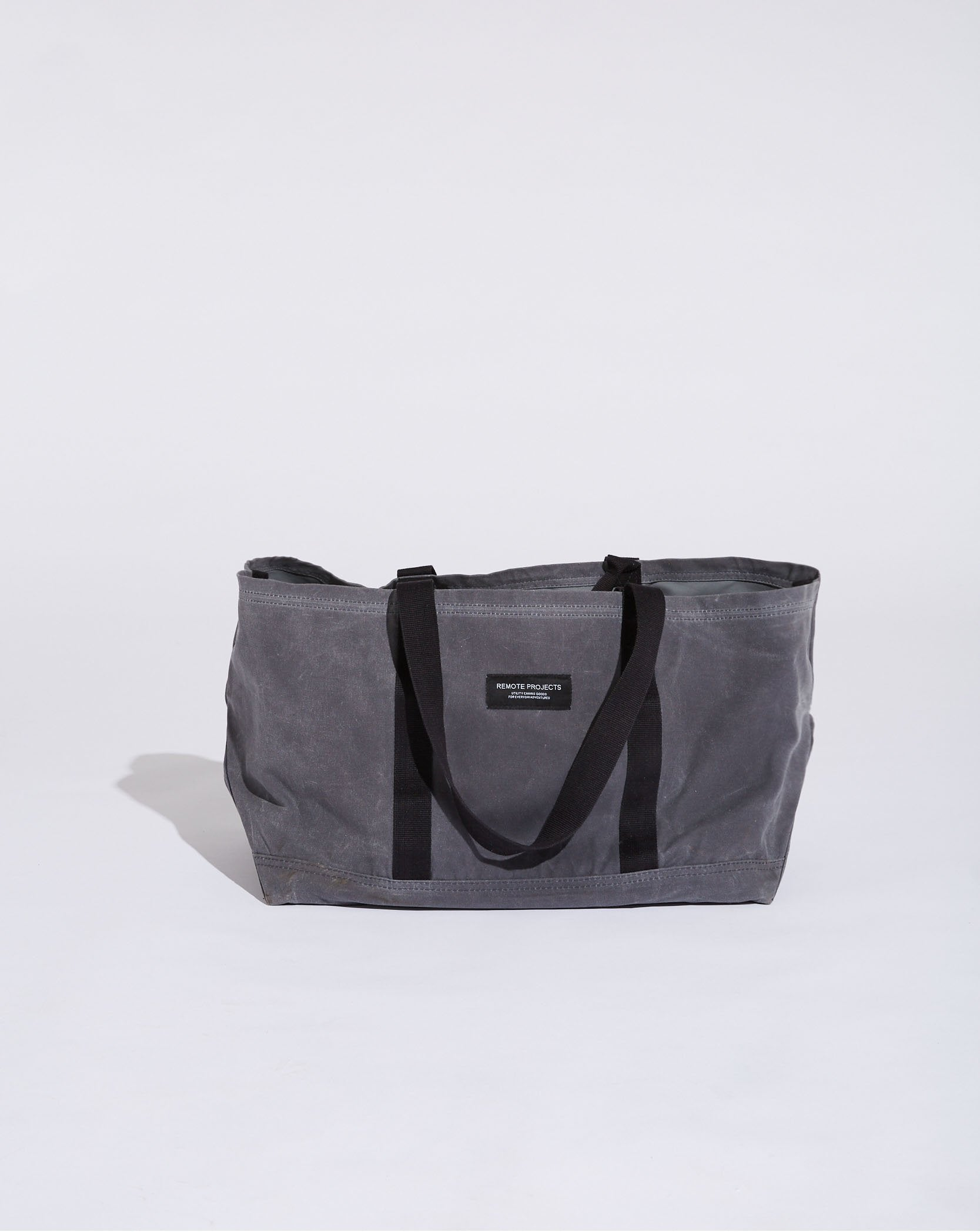 Remote Projects UTILITY BAG - SEA | BLACK - Board Store Remote ProjectsBag