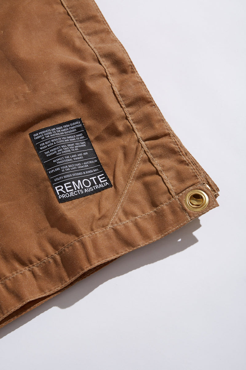 Remote Projects UTILITY BLANKET - DESERT - Board Store Remote ProjectsBlanket