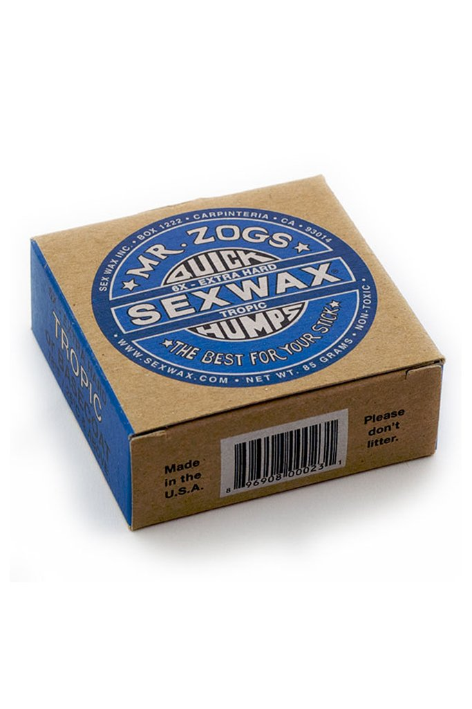 QUICK HUMPS TROPICAL - Board Store SexwaxWax