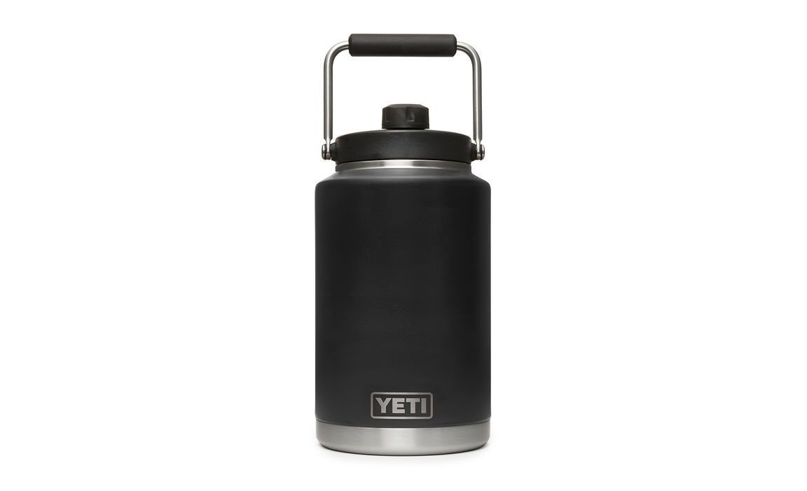 Yeti One Gallon Jug Black - Board Store YetiDrinkware
