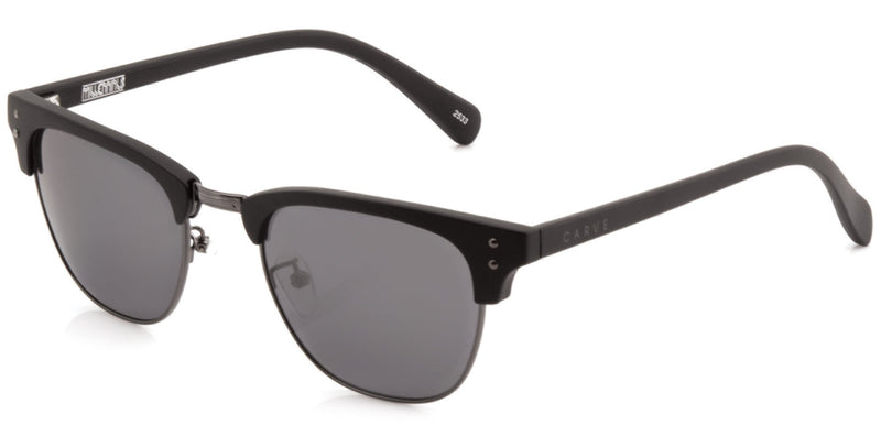 Carve Millennials Matte Black - Board Store CarveSunglasses