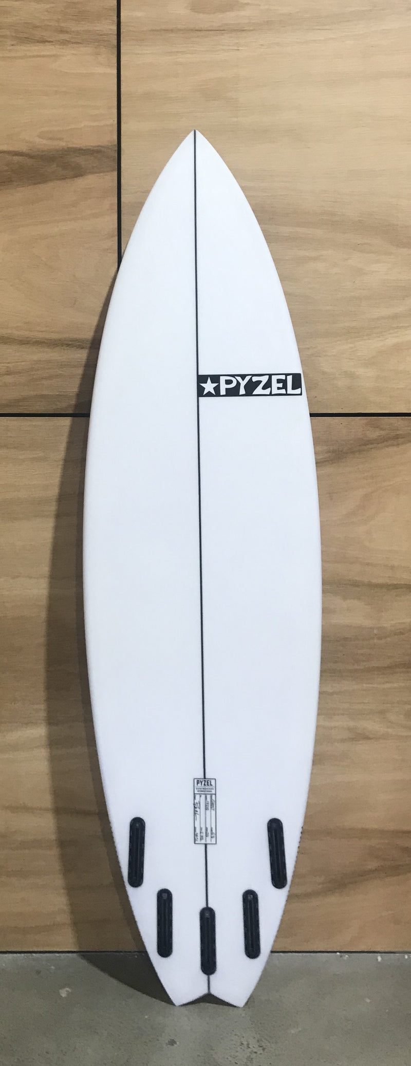 Pyzel The Ghost - Swallow Tail - Board Store PyzelSurfboard