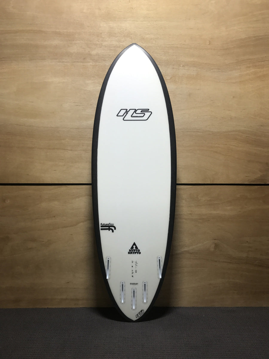 Surfboard Haydenshapes Hypto Krypto V Clear Haydenshapes - Board Store