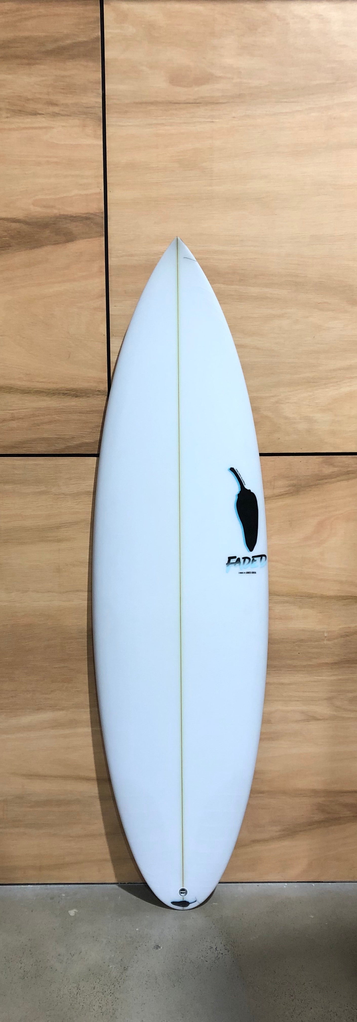 Chilli Faded - Built In The West - Board Store ChilliSurfboard