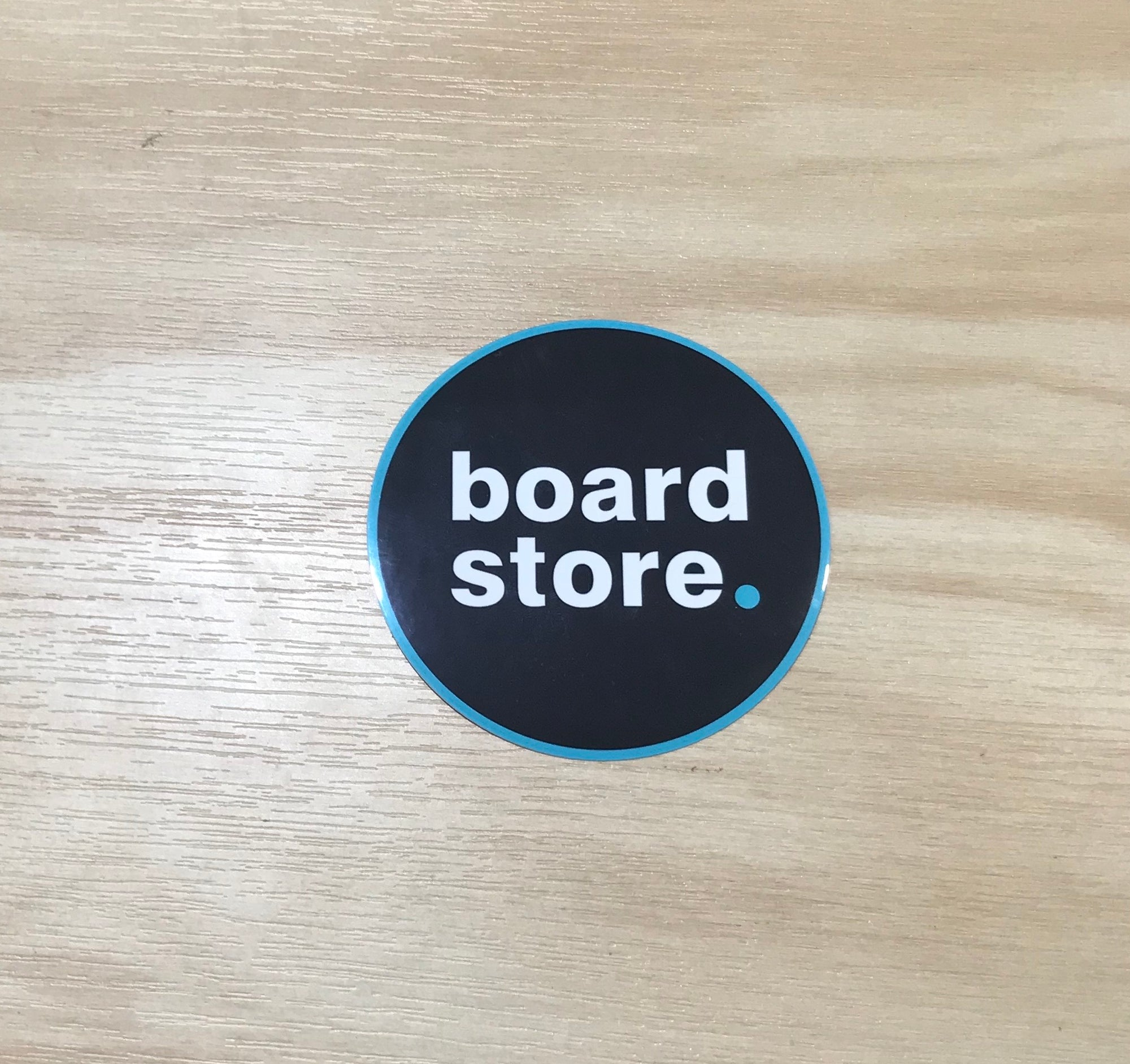 Board Store Logo Sticker - Board Store Board StoreSticker