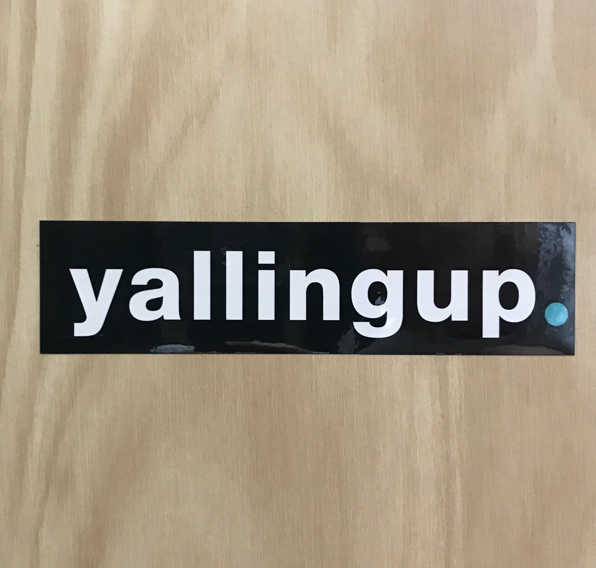 'Yallingup' Sticker - Board Store Board StoreSticker
