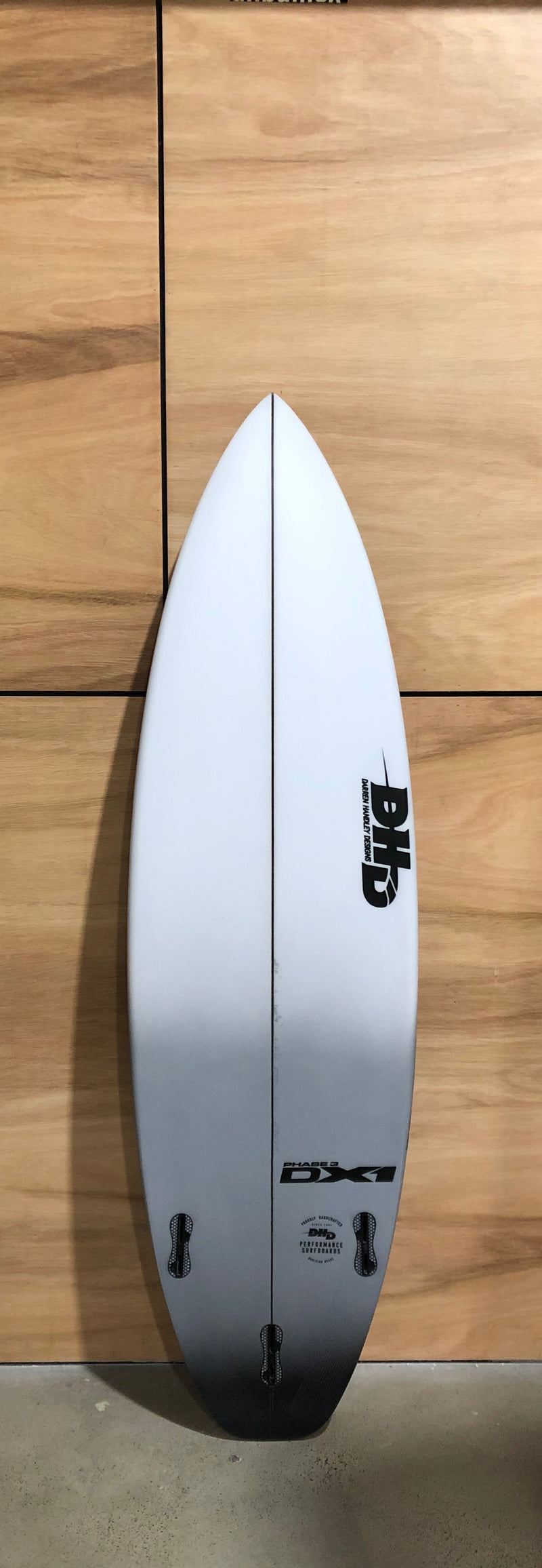 DHD DX1 Phase 3 - Board Store DHDSurfboard