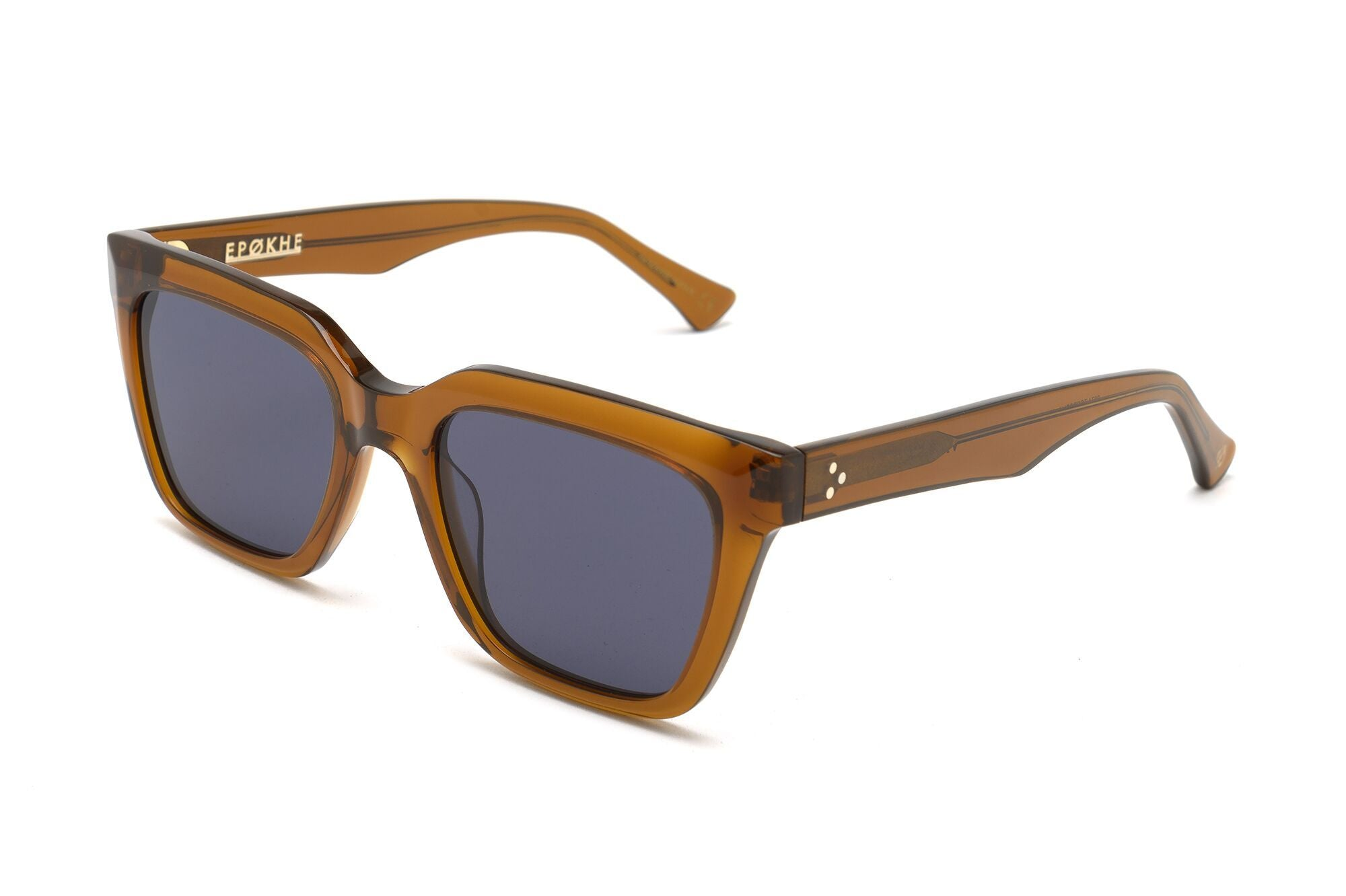 Epokhe VALENTINE - TOBACCO POLISHED/BLACK - Board Store EpokheSunglasses