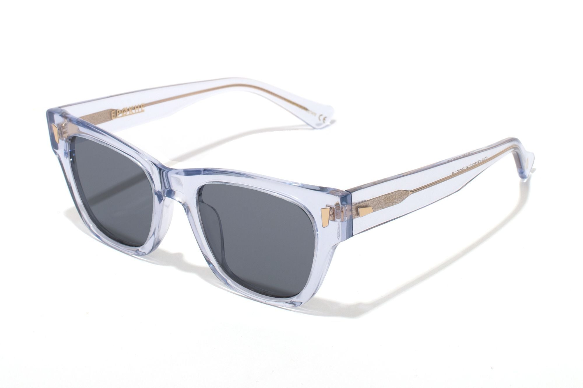 Epokhe NON - CRYSTAL POLISHED/BLACK - Board Store EpokheSunglasses