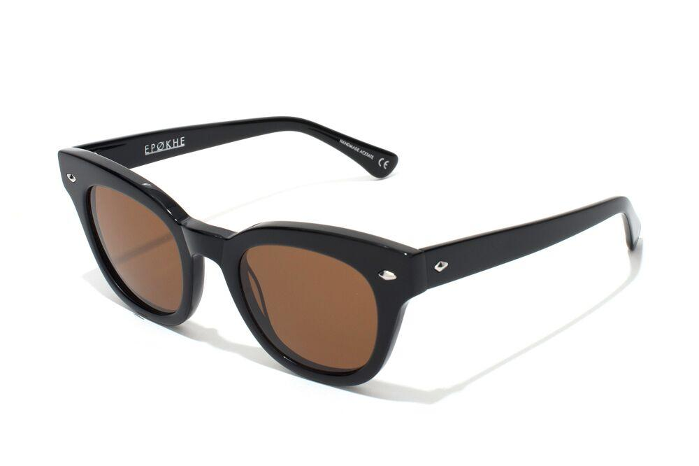 Epokhe DYLAN - BLACK GLOSS/BRONZE POLARISED - Board Store EpokheSunglasses