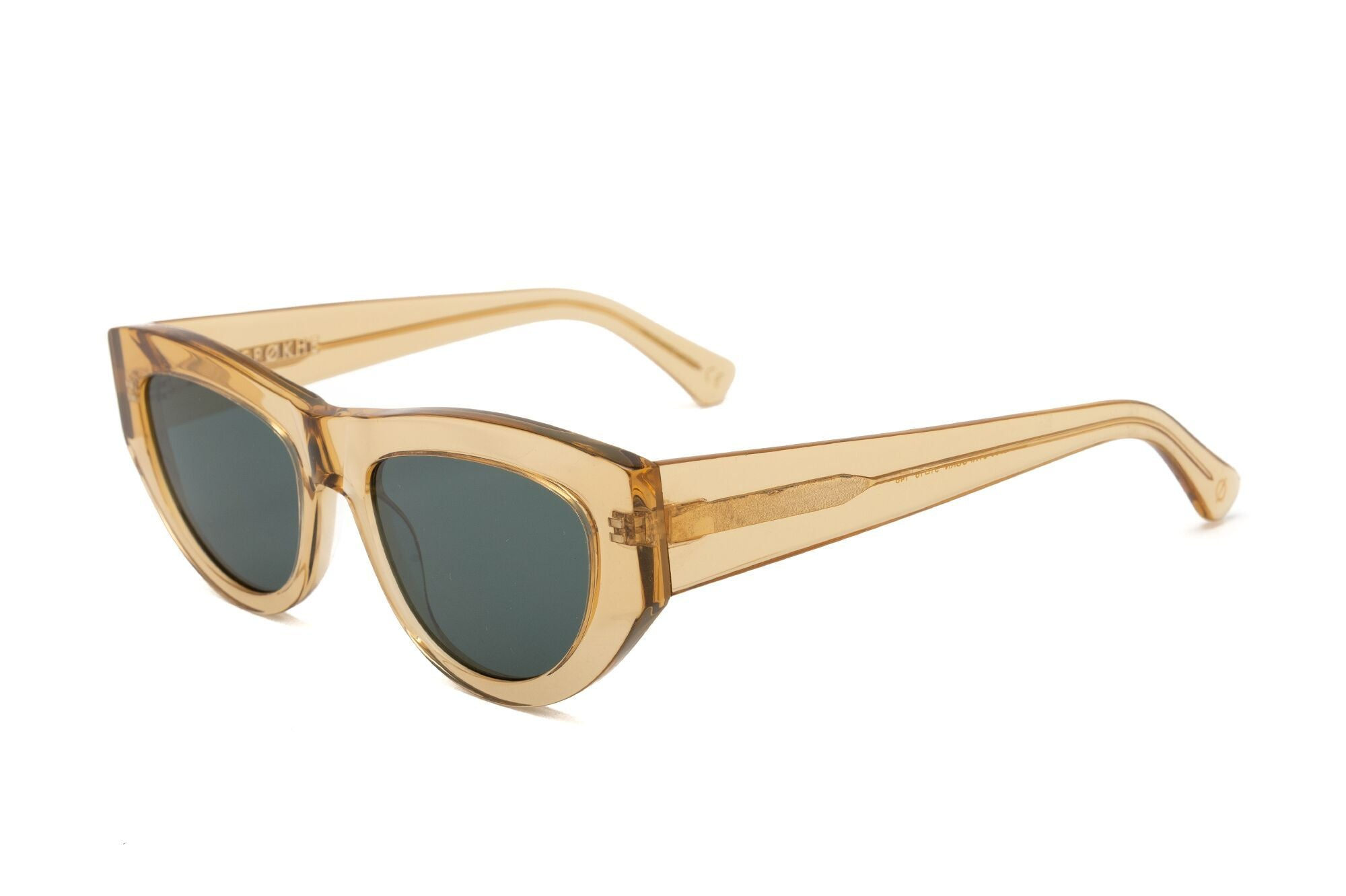 Epokhe CANDY - CITRINE POLISHED/GREEN - Board Store EpokheSunglasses