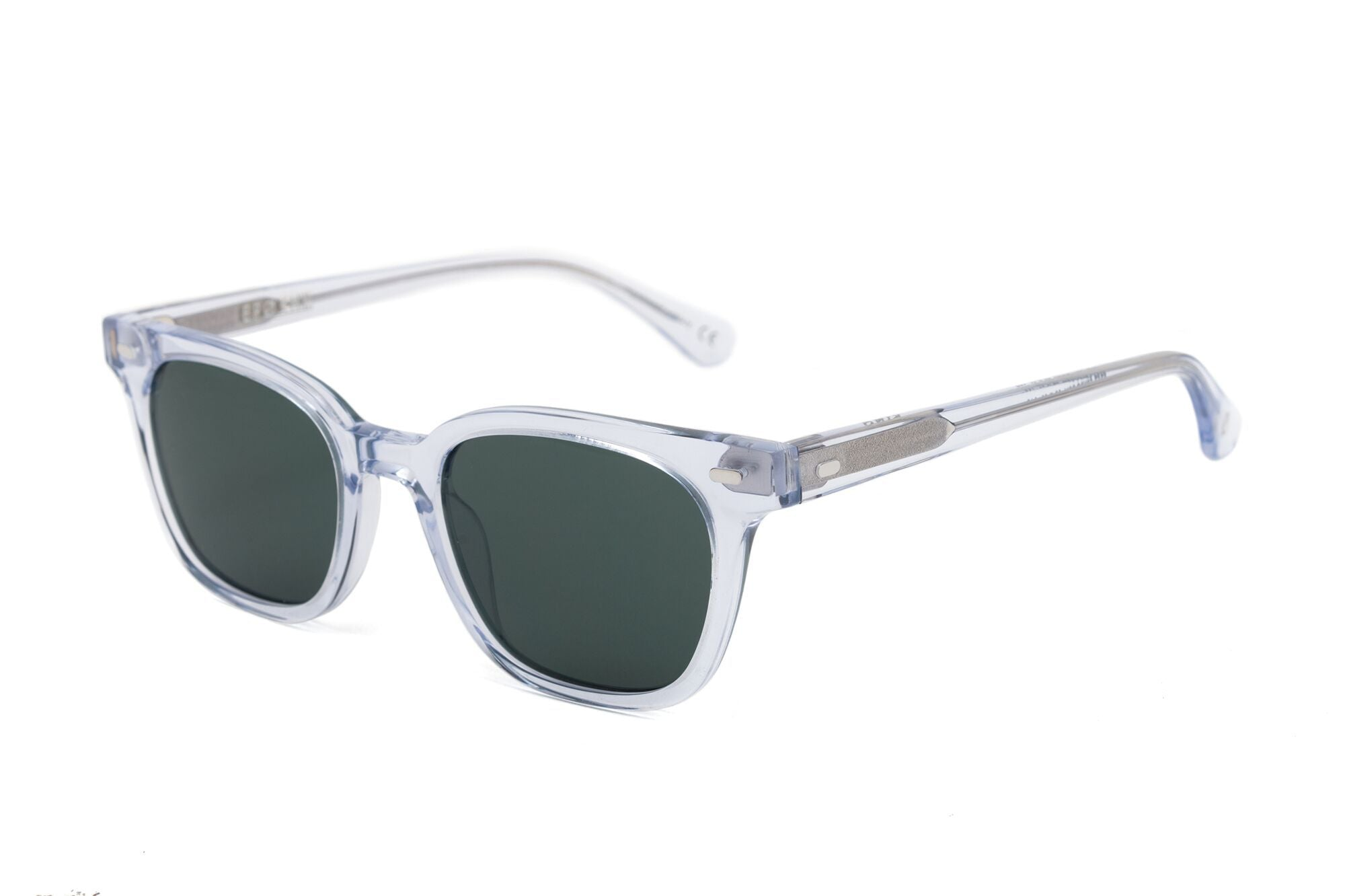 Epokhe KINO - CRYSTAL POLISHED/GREEN - Board Store EpokheSunglasses