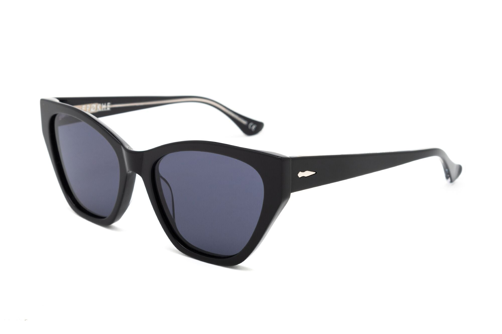 Epokhe ZAYA - BLACK POLISHED/BLACK - Board Store EpokheSunglasses