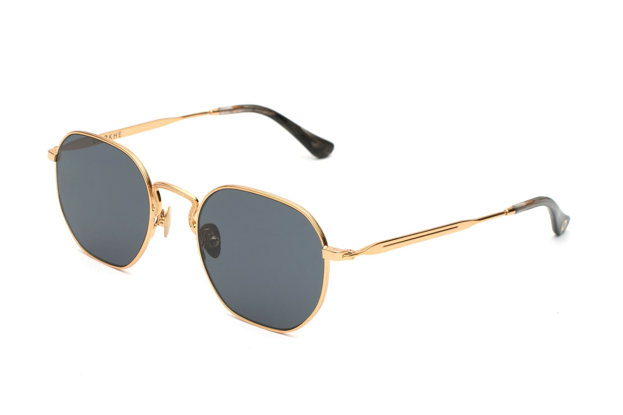 Epokhe DENZ - GOLD POLISHED/BLACK - Board Store EpokheSunglasses