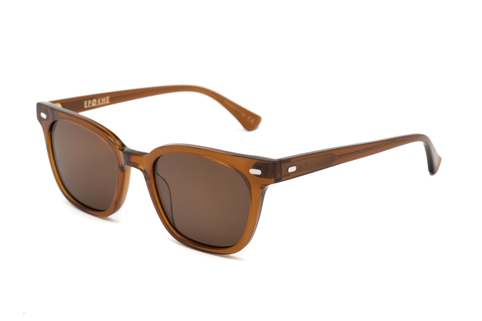 Epokhe KINO - TOBACCO POLISHED/BRONZE - Board Store EpokheSunglasses