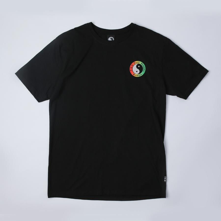 Town & Country OG POCKET TEE  BLACK FADE - Board Store Town & CountryTee Shirt