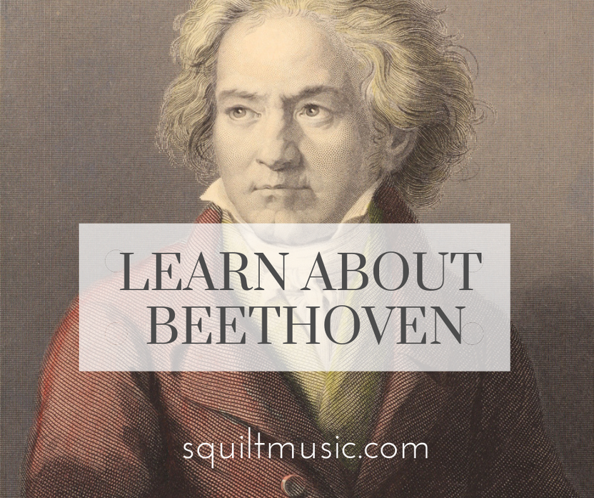 Learn About Beethoven