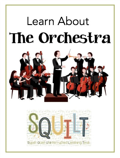 Learn About the Instruments of the Orchestra