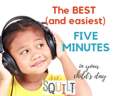 The advantages of daily listening for children