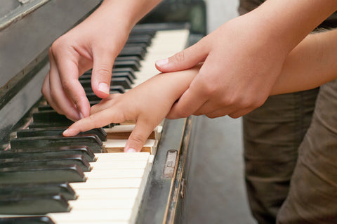 Should My Child Take Piano Lessons?