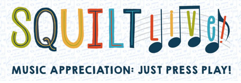 SQUILT LIVE! Music Appreciation: Live music appreciation lessons for all ages