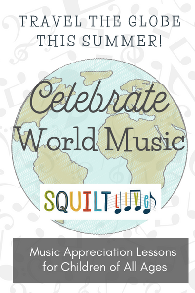 A celebration of world music: Travel the globe in SQUILT LIVE!