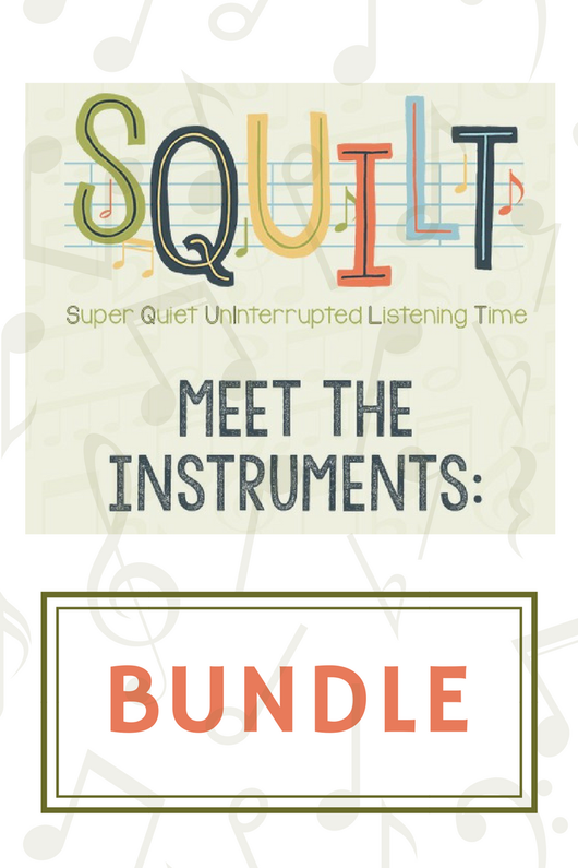 Meet The Instruments Bundle