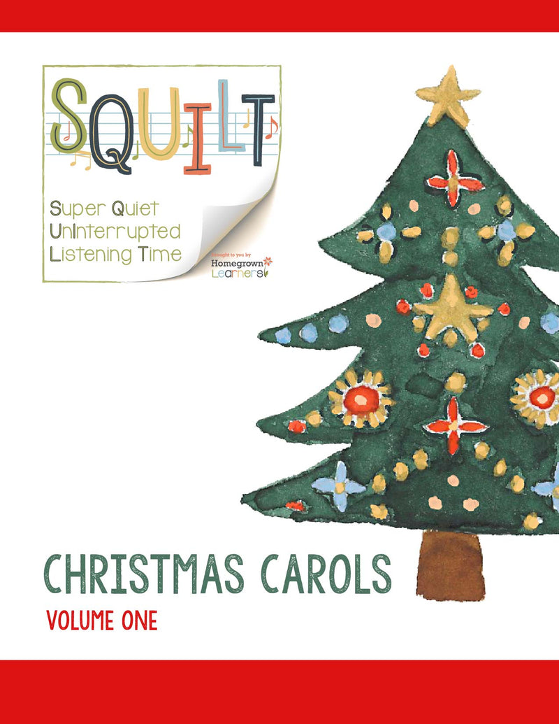 Christmas Carols – Squilt Music Appreciation