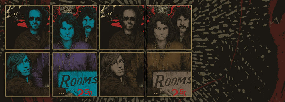 Behind the Poster: The Doors Morrison Hotel 50th Anniversary