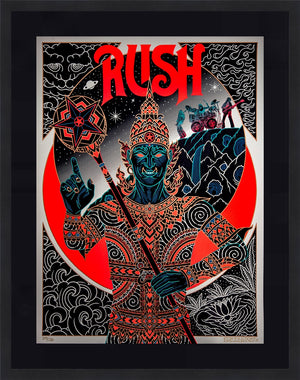 Rush - 2112 'The Temples of Syrinx' by Palehorse (Main Edition)