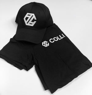 Collectionzz T-Shirt & Hat Combo