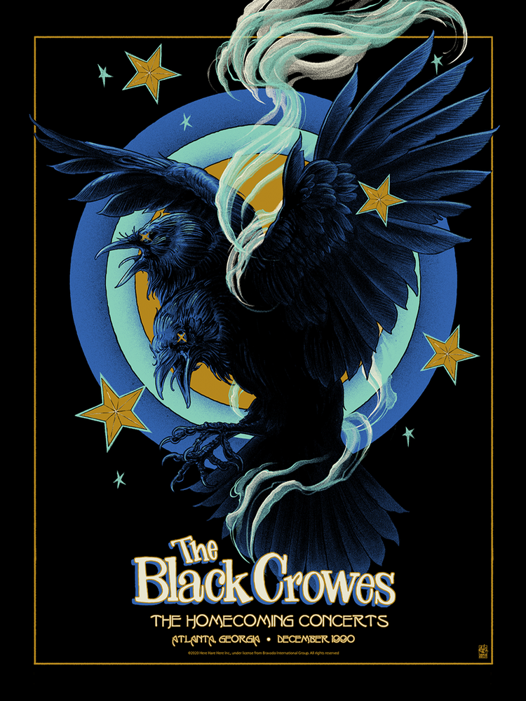 The Black Crowes Homecoming Concerts (Main Edition)