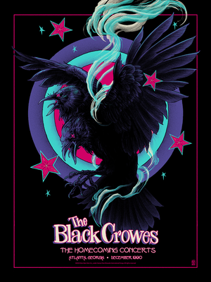 The Black Crowes Homecoming Concerts (Variant Edition)