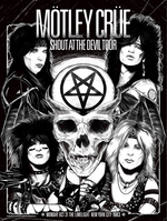 Mötley Crüe New York City 1983 by Wildner Lima (Main Edition)